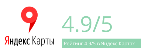 Рейтинг Яндекс Карты