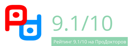 Рейтинг ПроДокторов